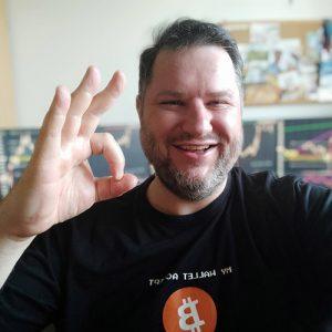 Jarda Majer - e-shop -Samolepky zdarma Bitcoiny zdarma